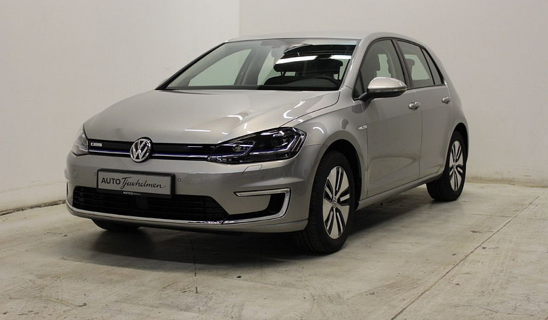 Brukt 2018 Volkswagen e-Golf full