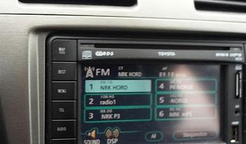 Brukt 2011 Toyota Avensis full