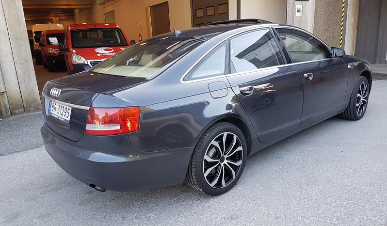 Brukt 2005 Audi A6 full