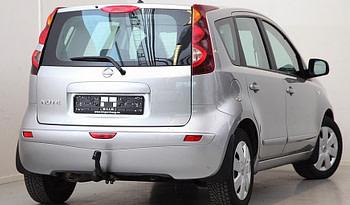Brukt 2010 Nissan Note full