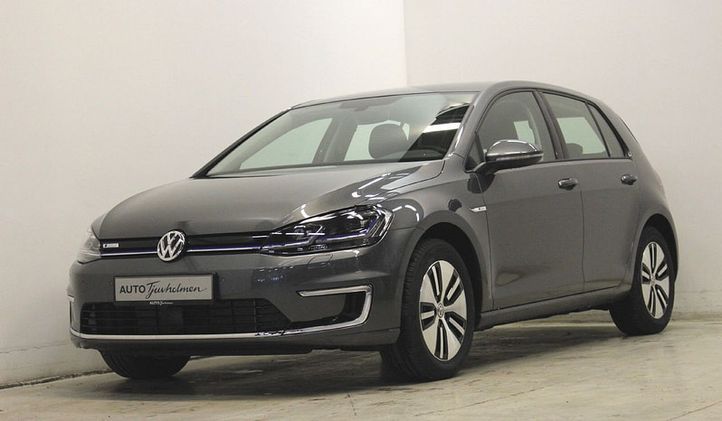 Brukt 2019 Volkswagen e-Golf full