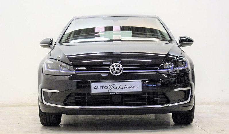 Brukt 2018 Volkswagen e-Golf